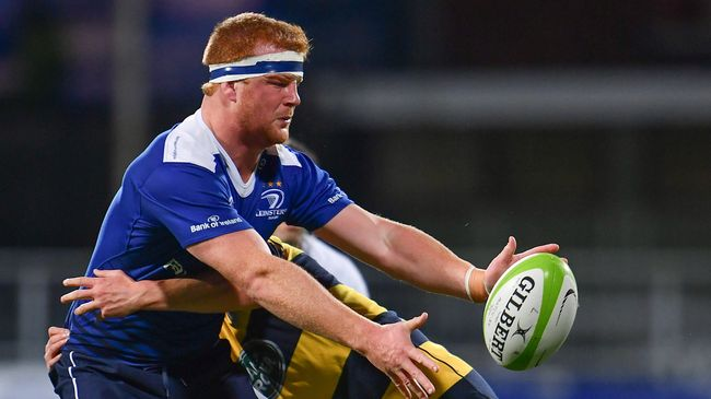 McNamara Selects Leinster 'A' Side For Home Game Against Bristol