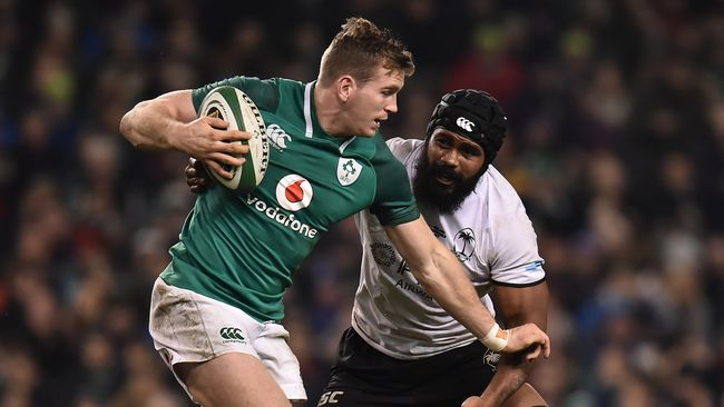 Irish Rugby TV: 'We Ground It Out In The End' - Farrell
