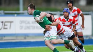 Ireland Under-19s 24 Japan Under-19s 40, Energia Park, Donnybrook, Wednesday, March 28, 2018