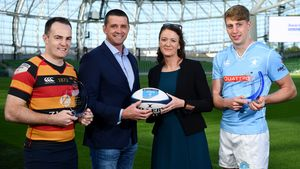 2018 Ulster Bank League Awards, Aviva Stadium, Dublin, Thursday, May 17, 2018