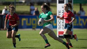 Rugby Europe Women's Sevens Grand Prix Series - Round 1, Raymond Faucher Stadium, Malemort, France, June 17-18, 2017