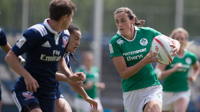 In Pics: Ireland Women Secure Top-Eight Finish At Clermont 7s