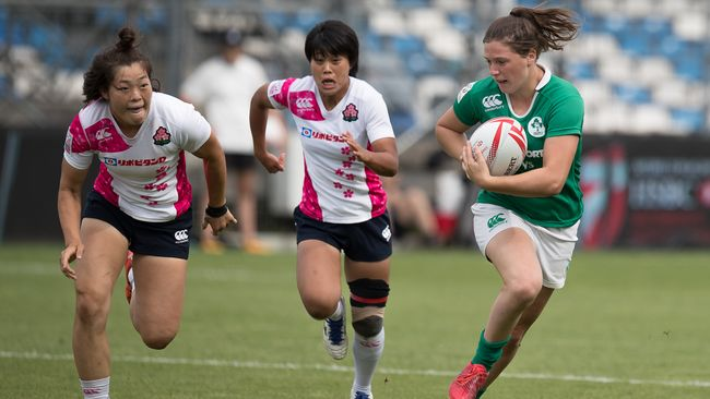 Young Ireland Squad Secure Quarter-Final Berth At Clermont 7s