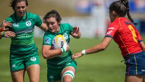 Rugby Europe Women's Sevens Grand Prix Series - Round 1, Centre National De Rugby, Marcoussis, France, Saturday, June 30, 2018
