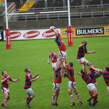 UL Bohemians surprised Dolphin at Musgrave Park