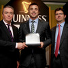Tommy Bowe was a deserving recipient of the Player of the Year award from the Rugby Writers of Ireland