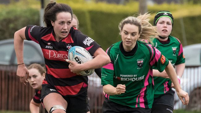 Tullamore Women Earn Promotion To All-Ireland League