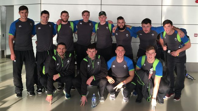 Ireland Men's Sevens Squad Set For South American Challenge
