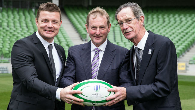 Ireland Welcomes Progress To Final Phase Of RWC2023 Bid Process