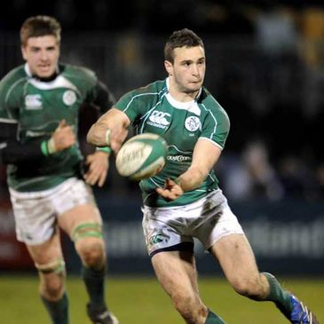 David Kearney has been included in the Ireland Under-20 team