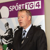 Renowned GAA commentator Mícheál Ó Muircheartaigh, who has a keen interest in rugby, previewed the new four-part documentary series