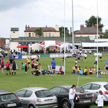 Suttonians will host the largest IRFU Tag All-Ireland yet!