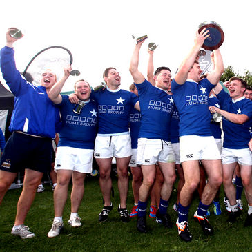 St Mary's were crown IRFU Club Sevens champions