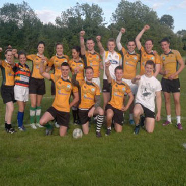 Naas rugby club will host a 'Try Tag for Free' night