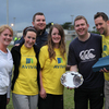 Trophy Winners, IRFU Tag All-Ireland, Suttonians, (photos by Corinne Beattie)