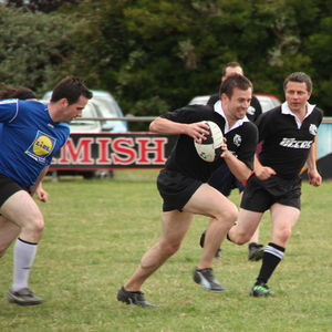 IRFU Tag All-Ireland, Suttonians, 13/8/11 (photos by Corinne Beattie)