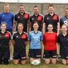 Some of the IRFU Tag All-Ireland teams taking part in 2011