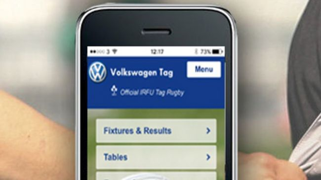 IRFU launches new Tag app