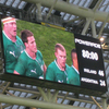 Full time and a great Irish win securing top 8 ranking ahead of RWC2015 draw