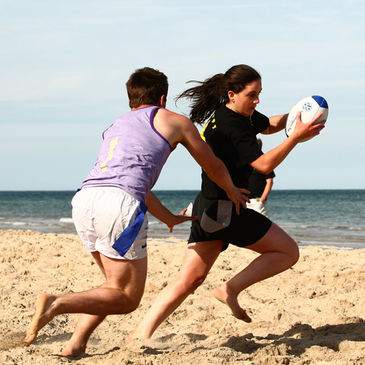 Registrations deadline shortly for Curracloe IRFU Beach