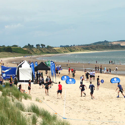 Curracloe will see the Beach Tag season off in true style