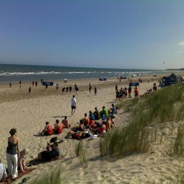 More IRFU Beach Tag events next August at Curracloe, Wexford and Ventry in Kerry