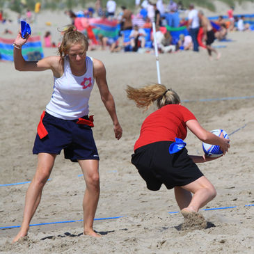 Still 2 IRFU Volkswagen Beach Tag events to go. Don't miss out. Register your team now
