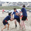 Enniscrone Beach, Sligo, July 9th 2011 (photos by Corinne Beattie)