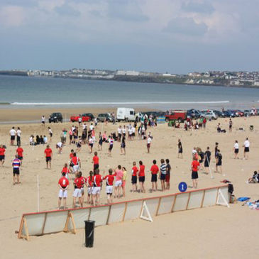 Deadline for registering in IRFU Volkswagen Beach Tag at Portstewart Wednesday