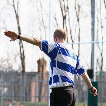 Become a referee in IRFU's Tag rugby programme