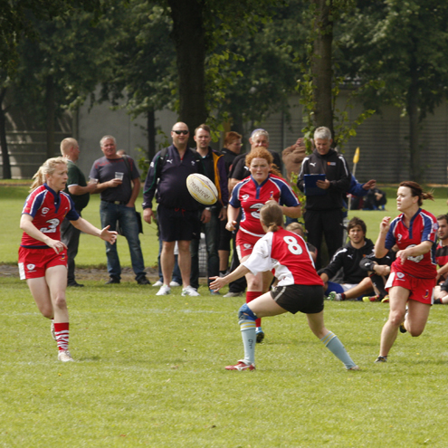 The Trinity and UL Bohs Sevens both competed in Copenhagen