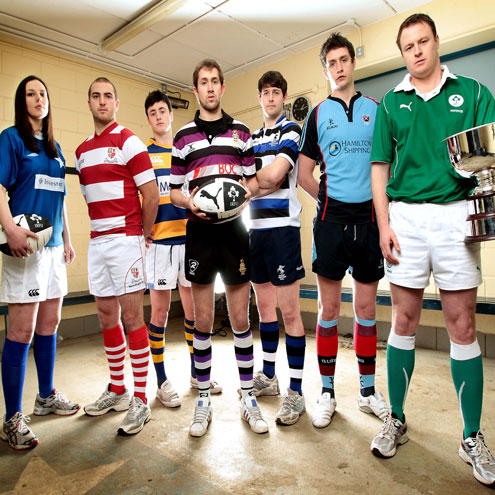 Munster & Ulster schedules for tomorrow's first ever IRFU Club Sevens