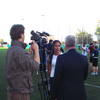 Then come the interviews for IrishRugby TV