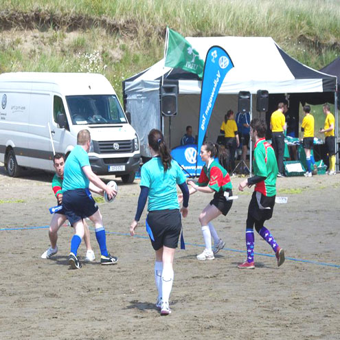 IRFU Beach Tag season well and truly underway