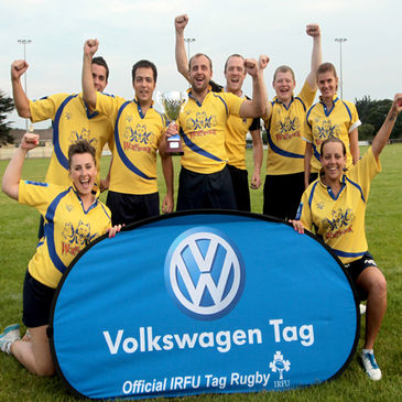 Win exclusive tickets with IRFU Volkswagen Tag's 2012 Survey