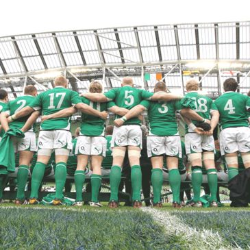 IRFU Tag players - Chance to win tickets for your team by completing online survey