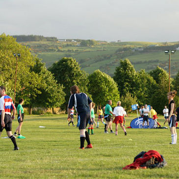 Tallaght RFC is the latest new addition to the list of IRFU Volkswagen Tag host clubs