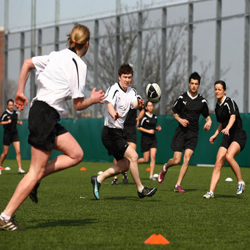 Registrations for brand new IRFU Touch Rugby programme are now live