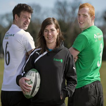 The 2013 IRFU Touch rugby season has been launched