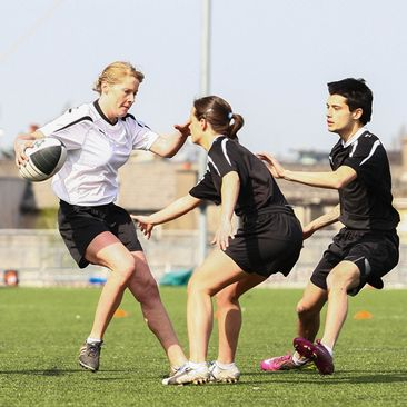 IRFU Touch Rugby Events Coming Up.