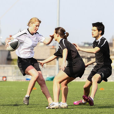 Details of open days for IRFU's new Touch Rugby are announced