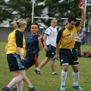 Week Nine of Bud Light Tag at Sligo RFC