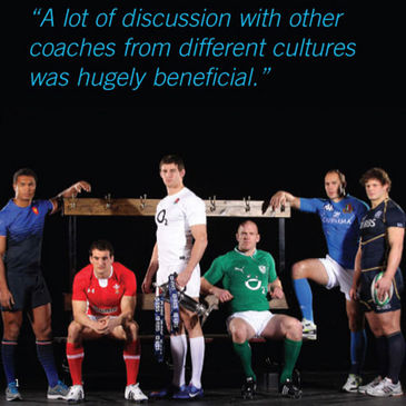 6 Nations Elite Coach Conference