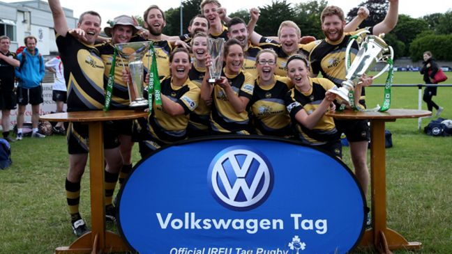 Volkswagen Tag All-Ireland Championships Return to Old Belvedere