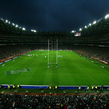 Two lucky winners get to support Ireland on Saturday and meet the players afterwards!