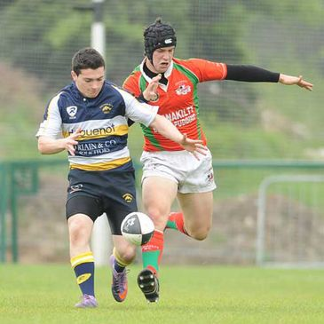 Dolphin played Clonakilty in the Munster Club Sevens Championship