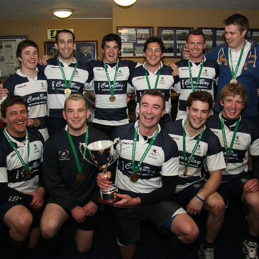 Galway Corinthians won the Club Sevens title in Connacht
