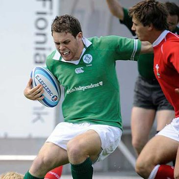 The Ireland Sevens team triumphed in Poland