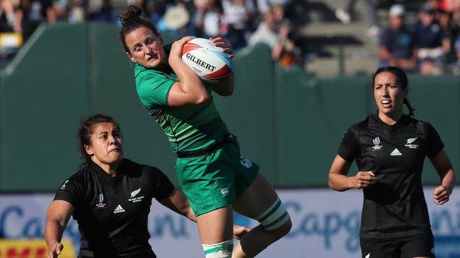 Ireland Women To Face Russia Following Cup Quarter-Final Exit