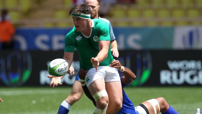 Three Wins Out Of Three For Ireland Men's Sevens Side